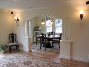 家全体の品格を高める優れた技術、ドライウォールの塗り壁
