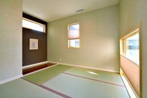 日本の文化を残したい。畳ルームを実現